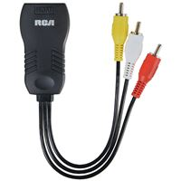 Rca Dhcome Hdmi/Comp Vid Adptr