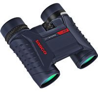 Tasco 200125 Officeshore Binoculars 10X25Mm Roof Prism Dark Gray Blue