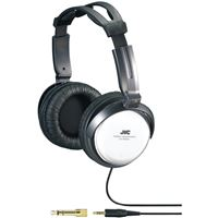 Jvc-Headphones Harx500 Jvc Full Size Headphone Silver