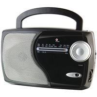 Dpi Inc/Gpx-Personal And Portable Wr282B Weatherband Am/Fm Radio