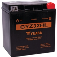 Yuasa YUAM7210A Battery Agm Ytz10S Factory Act