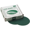 3M Marine 00521 8In Green Corp Hookit Disc 80G