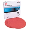 3M Marine 01262 Red Hookit Disc 6 40D 25/Bx