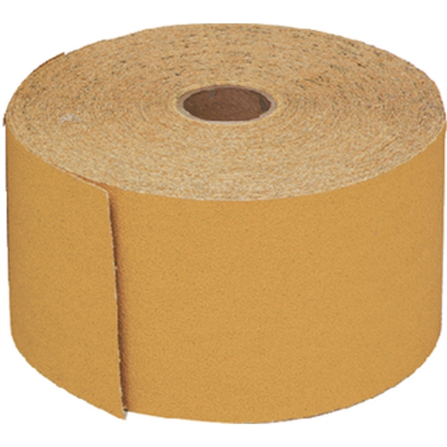 3M Marine 2597 P120 2-3/4 Gold Sheet Rolls