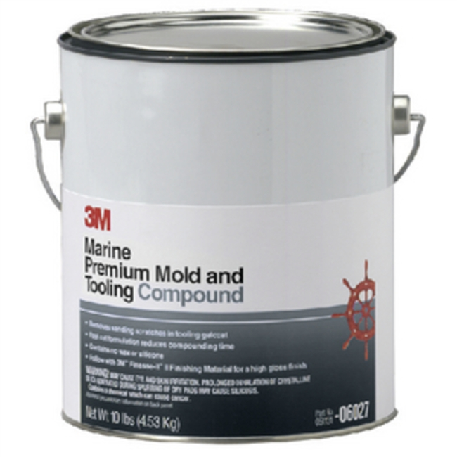 3M Marine 06027 Mold And Tooling Compound
