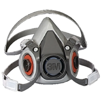 3M Marine 6200 6000 Series Respirator-Medium