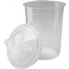 3M Marine 16114 Pps Mini Lids And Liners 50/Kt