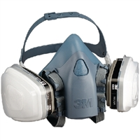 3M Marine 37078 7500 Respirator Pack Out Med.