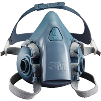 3M Marine 37083 1/2 Facepiece Lg Ult Reusable