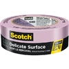 3M Marine 79749 1.5 1.41X60Yd 2080 Purple Tape