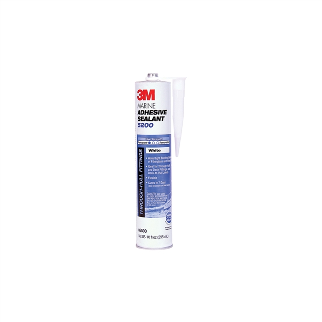 3M Marine 06500 Wht 5200 Sealant Cart