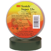 3M Marine 06130 33+ Electrical Tape 3/4 X 20