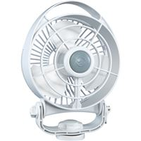 "Caframo 748Cawbx Bora 748 12V 3-Speed 6"" Marine Fan White"