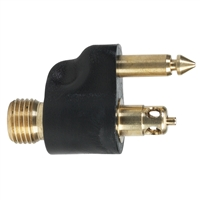 "Scepter Marine 04075 Yamaha 1/4"" Npt Brass Male Tank Fitting"