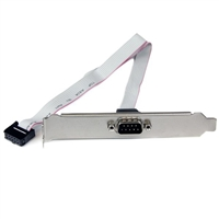 StarTech.com PLATE9M16 StarTech Accessory 16inch 9 Serial to 10Pin Motherboard