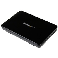 STARTECH.COM S2510BPU33 TURN A 2.5IN SATA HARD DRIVE OR SOLID STATE INTO UASP