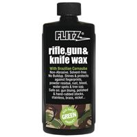 Flitz Gw 02785 Rifle Gun And Knife Wax 7.6 Oz. Bottle