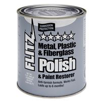 Flitz Ca 03518-6 Polish Paste 2.0 Lb. Quart Can