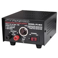 Pyramid PS9 5AMP/7AMP SURGE POWER SUPPLY CIG PLUG