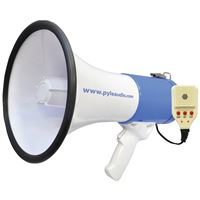 Pyle Pmp59Ir Pro Rechargeable Megaphone Aux Input All Ipod/Mp3