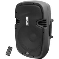 Pyle Pphp837Ub 600W Spkr Powered 8In Mp3 Input Bt