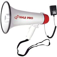 Pyle Pmp40 Professional Megaphone / Bullhorn Siren And Handheled Mic