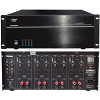 Pyle Pt8000Ch 19In Rack Mount 8000 Watt 8 Channel Stereo/Mono Amplifier