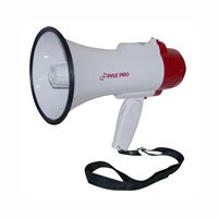 Pyle Pmp35R Professional Megaphone/Bullhorn Siren And Voice Recorder