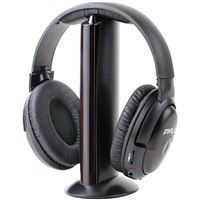 Pyle Phpw5 Professional 5 In 1 Wireless Headphone System