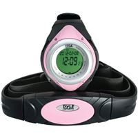 Pyle Pror Phrm38Pn Heartrate Mnitr Watch Pnk