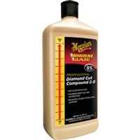 Meguiars Inc. M8532 Diamound Cut Compound 32Oz