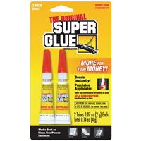 The Original Supergluer Sgh22-12 Super Glue 2Pk-