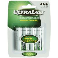 DANTONA INDUSTRIES ULN4AASL REPLACEMENT SOLAR LIGHT BATTERY
