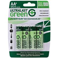 DANTONA INDUSTRIES ULGED4AA REPLACEMENT HOUSEHOLD BATTERY