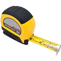 Stanleyr Stht30825 Leverlock Tape 25Ft X 1In