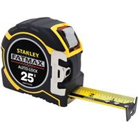 Stanleyr Fmht33338L Fatmax Tape 25Ft X 1.25In