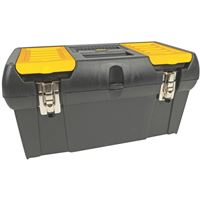 "Stanleyr 019151M 19"" Tool Box And Tray"