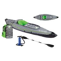 Sevylor 2000014136 K5 QuikpakT Inflatable Kayak