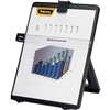 Fellowes 21106 Non-Magnetic Copyholder Letter Black Holds Up To 125Sheet