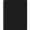Fellowes 52138 Binding Covers Expressions Oversize Grain Black 200Pk