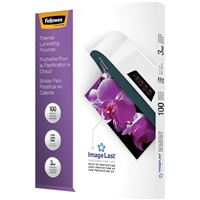 FELLOWES INC. 52454 LAMINATING POUCHES PRESERVE PROTECT AND ENHANCE IMPORTANT