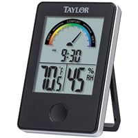 Taylorr Precision Products 1732 Dgtl Indr Station Hydrmtr