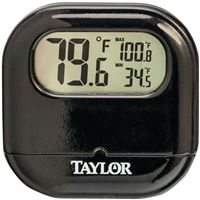 Taylorr Precision Products 1700 Dgtl Indr Outdr Therm Blk