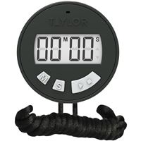 Taylorr Precision Products 5826 Stopwatch Timer Blk
