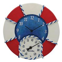 Taylorr Precision Products 91417T 14In Life Prsrvr Clock
