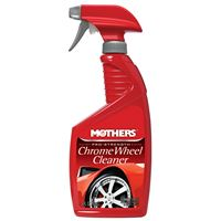 Mothers Polish 05824 Pro-Strength Chrome Wheel Cleaner 24Oz
