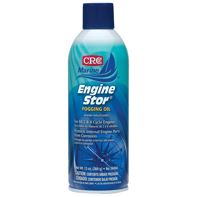 Crc Industries 1003904 Marine Engine Storr Fogging Oil 13Oz 06068