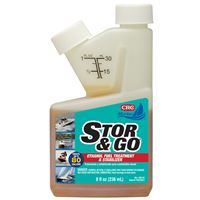 Crc Industries 1003921 Stor And Gor Ethanol Fuel Treatment Stabilizer 8Oz 06141