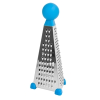 Progressive Ps-1633Cdp Stainless Steel Tower Grater Assorted Colors