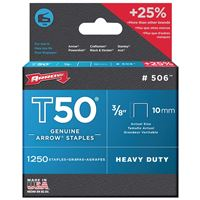 "Arrowr 50624 Staples 3/8""- 10Mm-"